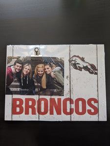 Brophy College Prep Broncos Clip It Photo Frame