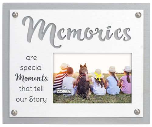 Memories are Special Moments that Tell Our Story Photo Frame
