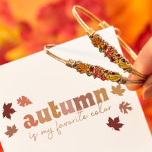 Load image into Gallery viewer, Fall Foliage Medley Bracelet