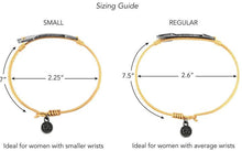 Load image into Gallery viewer, Luca+ Danni Bracelet Sizing Guide