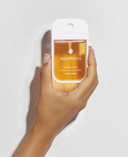Touchland Citrus Power Mist Hand Sanitizer