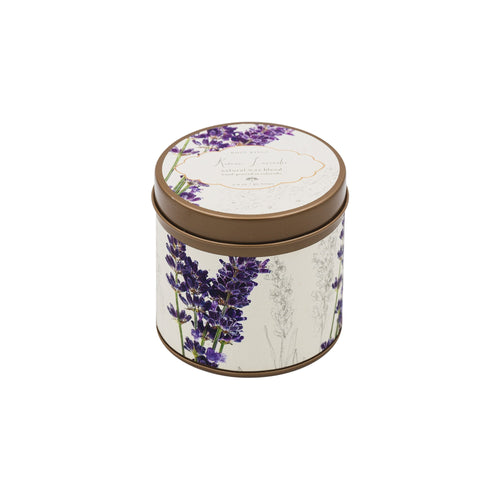 Rosy Rings - Roman Lavender Signature Candle Tin