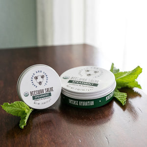 Original Spearmint Beeswax Hand & Nail Salve