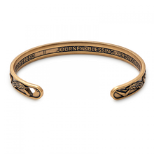 Load image into Gallery viewer, Alex and Ani Godspeed Cuff