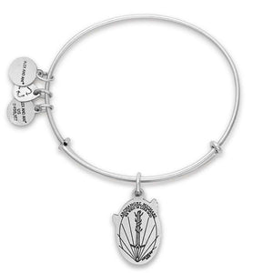 Archangel Michael Charm Bangle