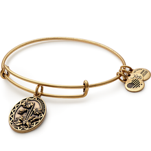 Load image into Gallery viewer, Godmother Charm Bangle Bracelet