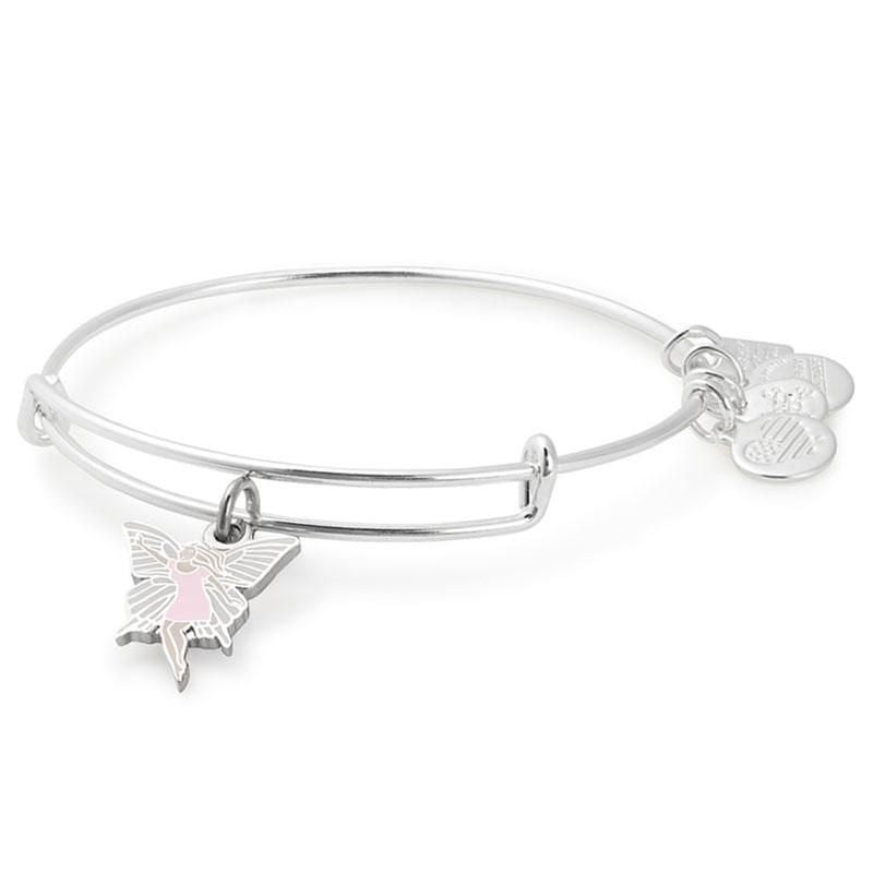 Alex and Ani Fairy Charm Bangle