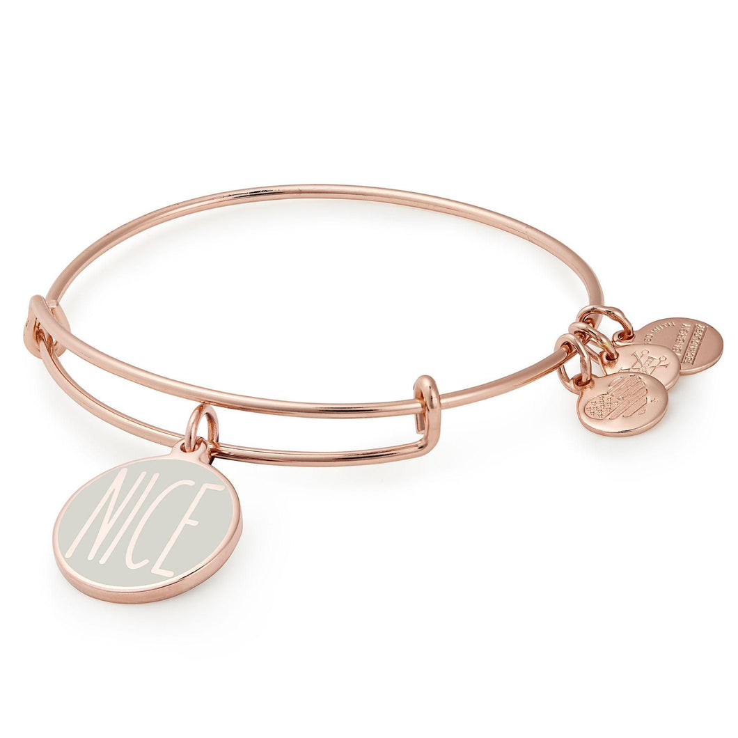 Alex and Ani Naughty or Nice Charm Bangle