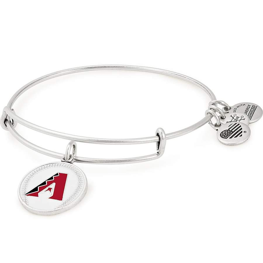 Alex and Ani Arizona Diamondbacks Charm Bangle