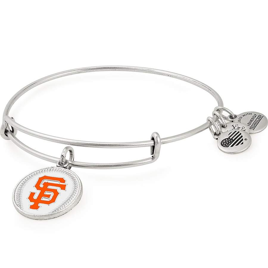 Alex and Ani San Francisco Giants Charm Bangle