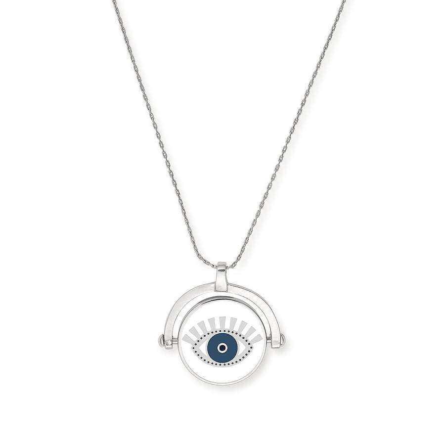 Alex and Ani Meditating Eye Necklace