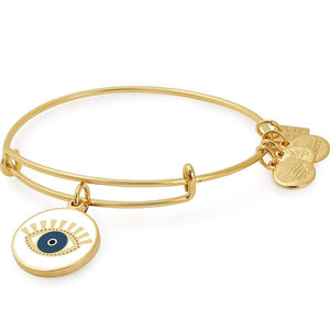 Alex and Ani Meditating Eye Charm Bangle