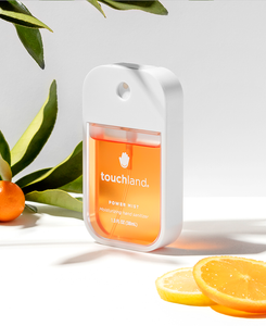 Citrus Power Mist Hand Sanitizer
