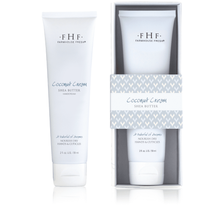 Load image into Gallery viewer, Coconut Cream Shea Butter Hand Cream