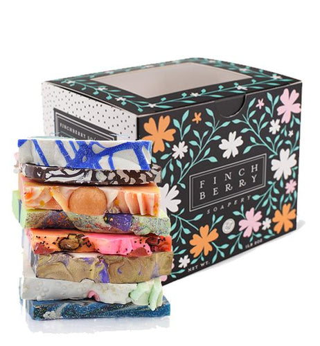 Finchberry Soap Gift Set - Sampler Box
