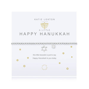 A Little Happy Hannukah Bracelet