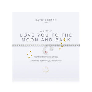 A Little Love You to the Moon & Back Bracelet