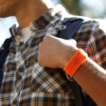 Load image into Gallery viewer, Mosquito Repellent Wristband - Orange
