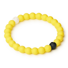 Load image into Gallery viewer, Yellow Pediatric Cancer Lokai Bracelet