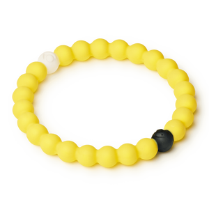Yellow Pediatric Cancer Lokai Bracelet
