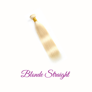 Single Bundles Blonde