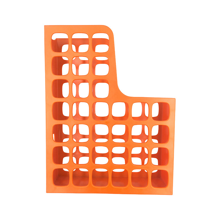 PORTE DOCUMENT ORANGE