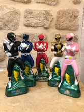Charger l'image dans la galerie, POWER RANGERS BUBBLE BATH SHAMPOO BOTTLES KID CARE