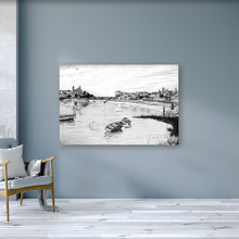 Load image into Gallery viewer, ATHLONE ON THE SHANNON - River Town Central Ireland County Westmeath by Stephen Farnan