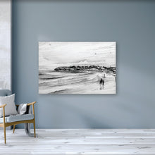 Load image into Gallery viewer, ARDMORE - Mile Long Sandy Beach County Waterford by Stephen Farnan