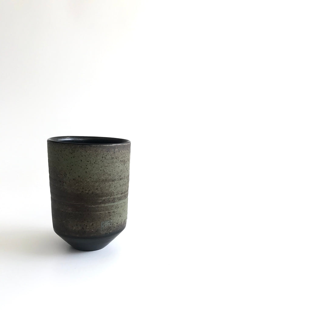CUP III - Thrown Stoneware Cup Made in Belfast Ireland by Annadale Brickworks