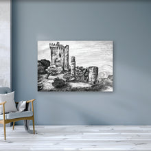 Load image into Gallery viewer, BLARNEY CASTLE - Medieval Stone Stronghold County Cork by Stephen Farnan