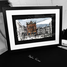 Load image into Gallery viewer, BANK BUILDINGS - Historic Belfast Centre County Antrim by Stephen Farnan