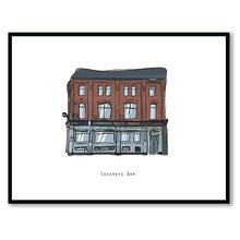 Load image into Gallery viewer, COSGROVE BAR - Belfast Pub Print - Made in Ireland