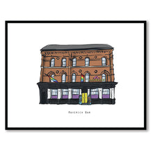 Load image into Gallery viewer, MAVERICK - Belfast Pub Print - Made in Ireland