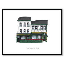 Load image into Gallery viewer, The MORNING STAR - Belfast Pub Print - Made in Ireland