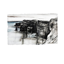 Load image into Gallery viewer, THE CLIFFS OF MOHER - (C) Natural Iconic Sea Cliffs Edge of Burren County Clare Stephen Farnan
