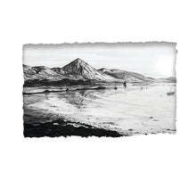Load image into Gallery viewer, CROAGH PATRICK AT CLEW BAY - Mountain The Reek West of Ireland County Mayo by Stephen Farnan
