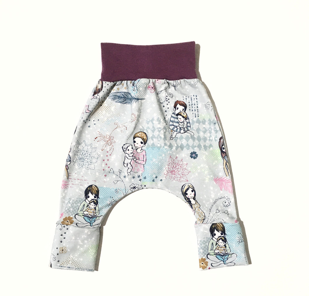 Family Harem Pants for babies
