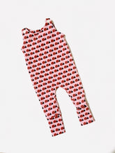 Load image into Gallery viewer, Ladybird Dungarees for babies