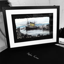 Load image into Gallery viewer, The Day Titanic Left Us - Belfast by Stephen Farnan