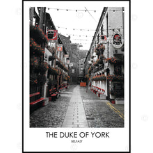 Load image into Gallery viewer, THE DUKE OF YORK BELFAST - Contemporary Photography Print from Northern Ireland
