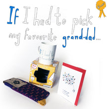 Load image into Gallery viewer, If I had to pick my favourite Grand-dad Gift Box