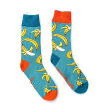 Load image into Gallery viewer, GONE BANANAS - Funny Irish Socks Made in Ireland
