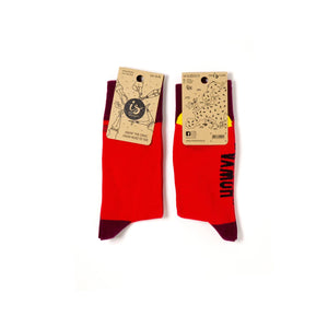 HOWYA ANY CRAIC - Funny Irish Socks Made in Ireland