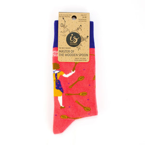 THE BEST MAMMY - Funny Irish Socks Made in Ireland
