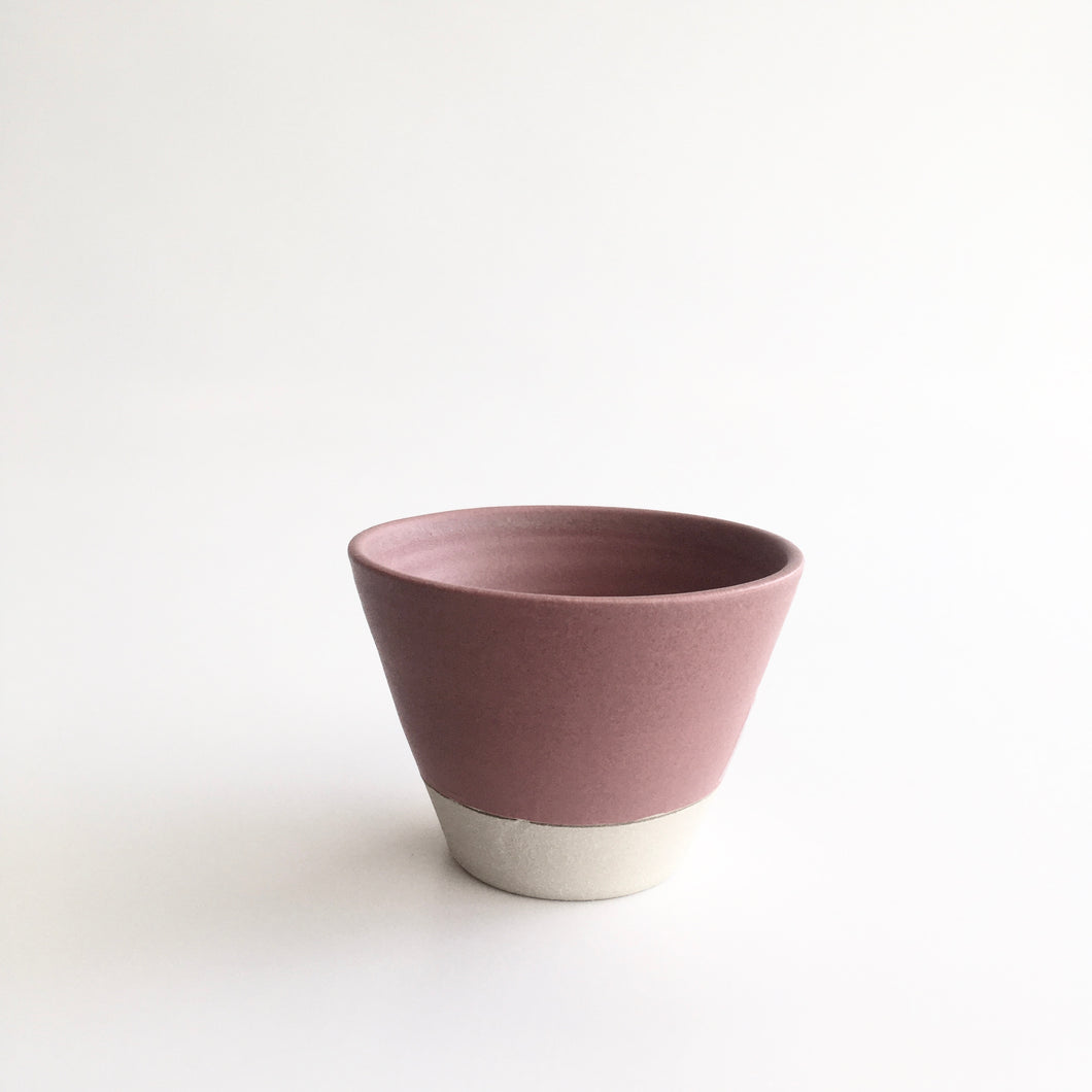 HOT PINK - Dip Bowl - Hand Thrown Contemporary Irish Pottery