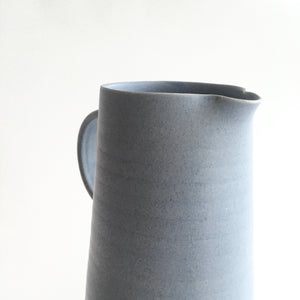 BOY BLUE - Conical Jug - Hand Thrown Contemporary Irish Pottery