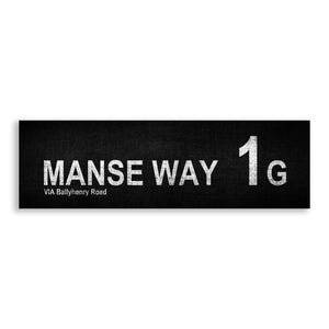 MANSE WAY 1g Via Ballyhenry Road