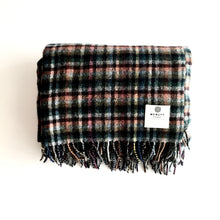 Load image into Gallery viewer, Marigold Lambswool Throw - Handmade in Donegal Ireland