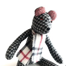 Load image into Gallery viewer, Wee Charles - Handmade Teddy Bear - Looking for a new home!